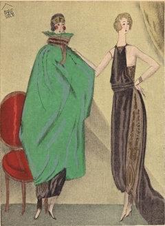 Gazette du Bon Ton 1920 No 7