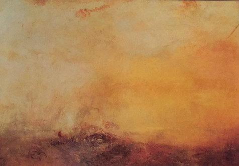 J. M. W. Turner, Sunrise with Sea Monsters