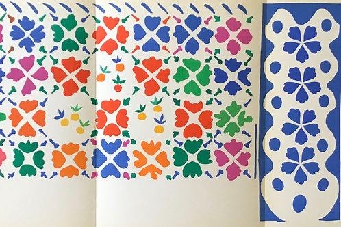 Matisse -  Lithograph - Decoration Fruits