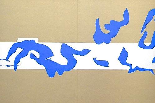 Matisse -  Lithograph - La Piscine I