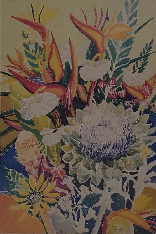 Clark Botanical Print 2