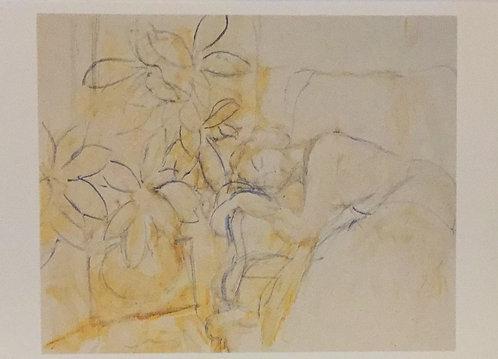 Henri Matisse, Figure Endormie