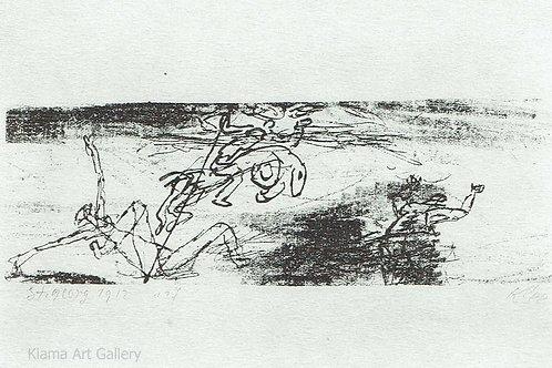 Paul Klee -  St George