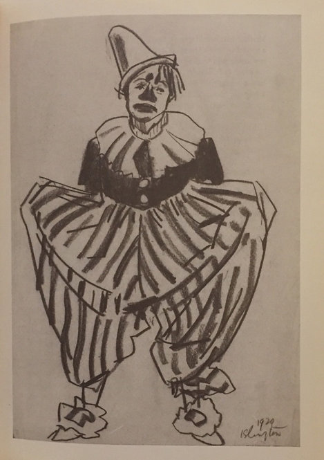 Laura Knight, Clowns III