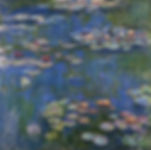 Claude Monet, Waterlilies, 1916