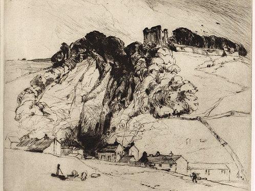 Frank Short, Peveril's Castle