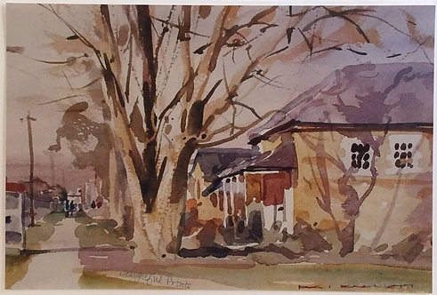 Ray Barnett, Police Station/Old Court House, Bungendore