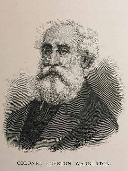 Colonel Egerton Warburton