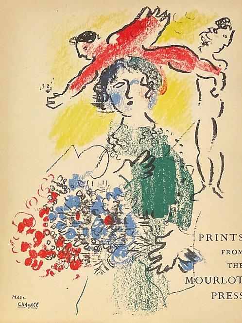 Marc Chagall -  Original Lithograph