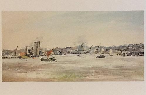 Polly Boyd, The Docks, Summertime