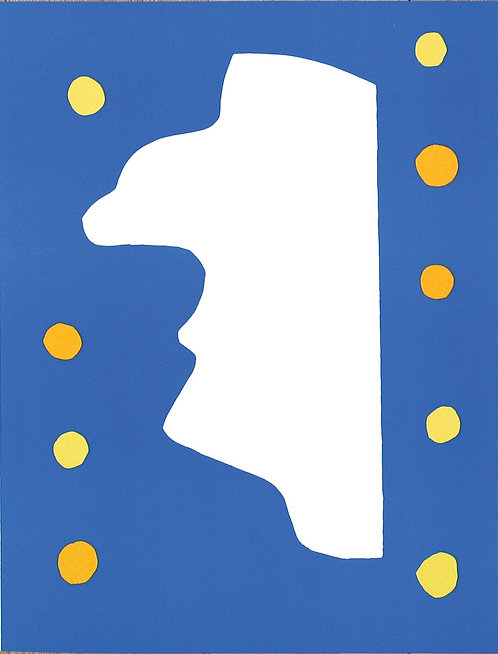 Matisse -  Lithograph - Monsieur Loyal