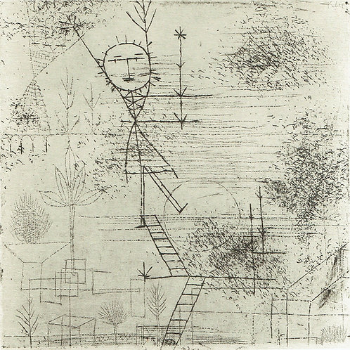 Paul Klee -  Height