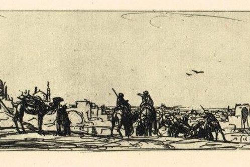 Marius Bauer, Mecca Pilgrims