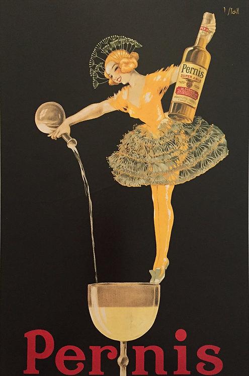 French Liqueur poster - Pernis 41cm x 51cm