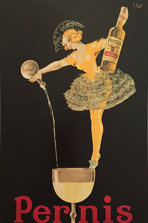 French Liqueur poster - Pernis
