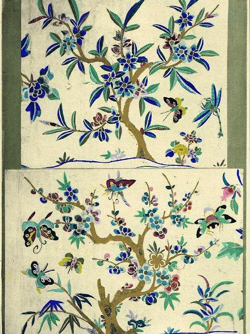 Broderies Chinoises  H. Ernst Paris 1922