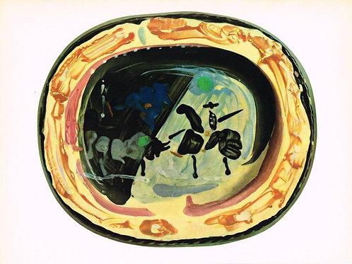 Pablo Picasso  Ceramics Print - 15