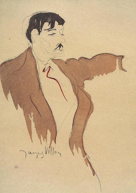 Jacques Villon, L'Ami Sur