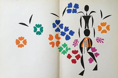 Matisse -  Lithograph - Woman