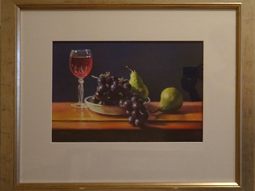 Margaret Turner, Wine and Grapes