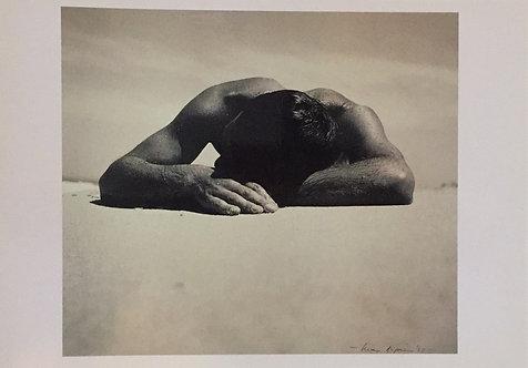 Max Dupain, The Sunbaker