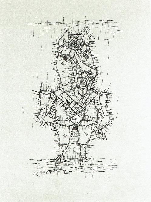 Paul Klee - Ass