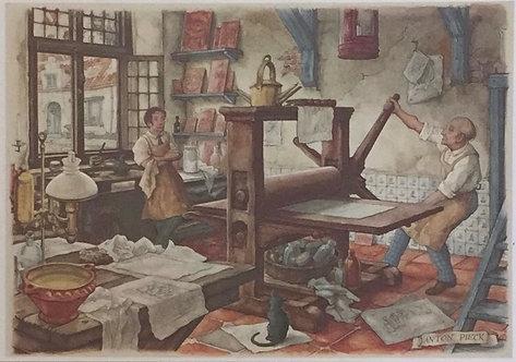 Anton Pieck, Print 7