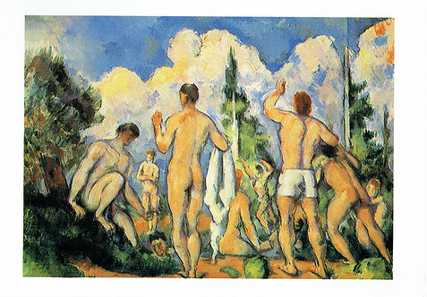 Marc Chagall, Bathers