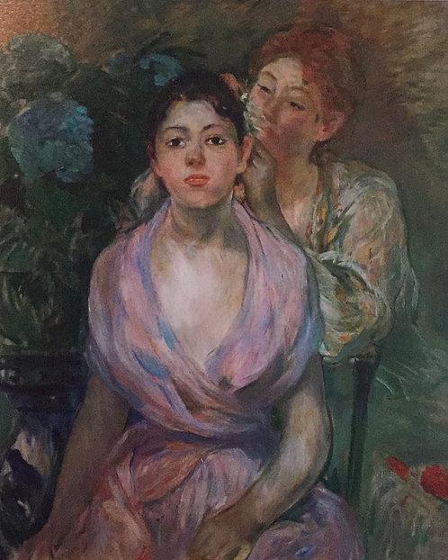 Berthe Morisot, The Hydrangea, 1894