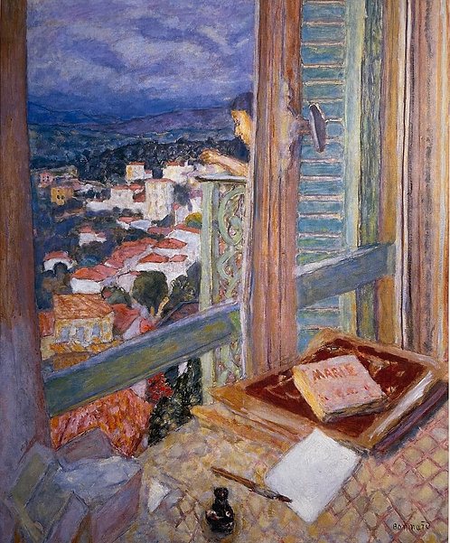 Pierre Bonnard, The Window
