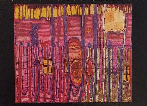 Hundertwasser, Garden without Bottom
