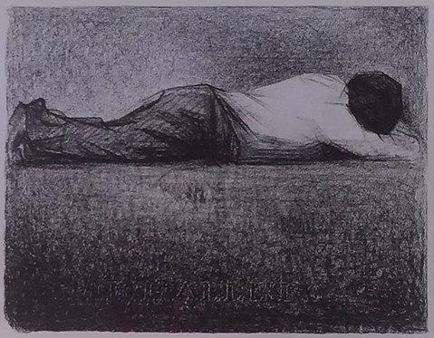 Georges Seurat, Sleeping Man