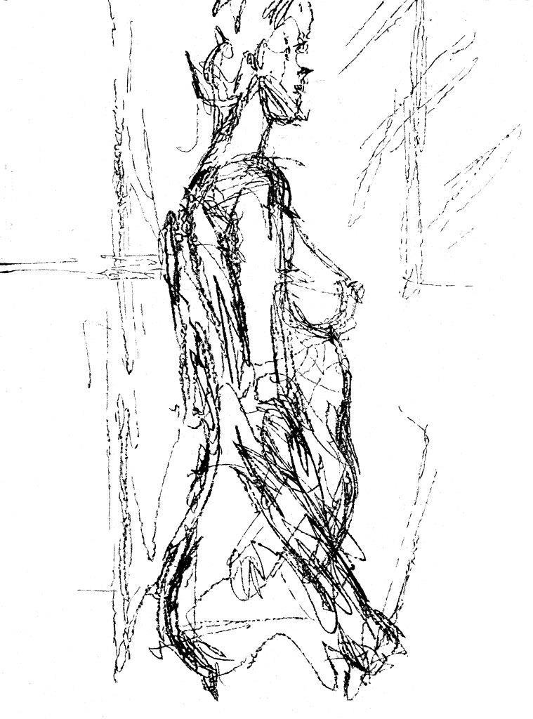 Alberto Giacometti $100