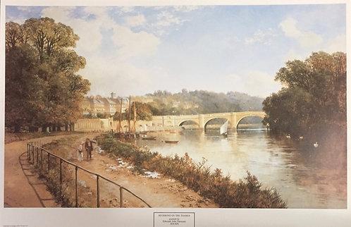 Edmund John Niemann, Richmond on the Thames