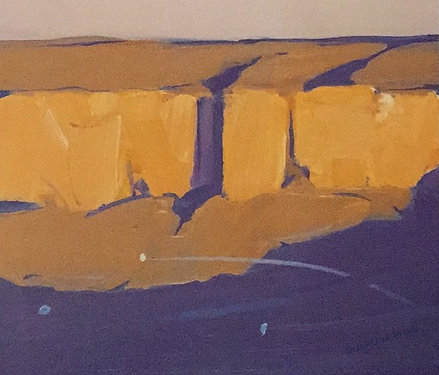 Michael White, Sulphur Crested Cliffs