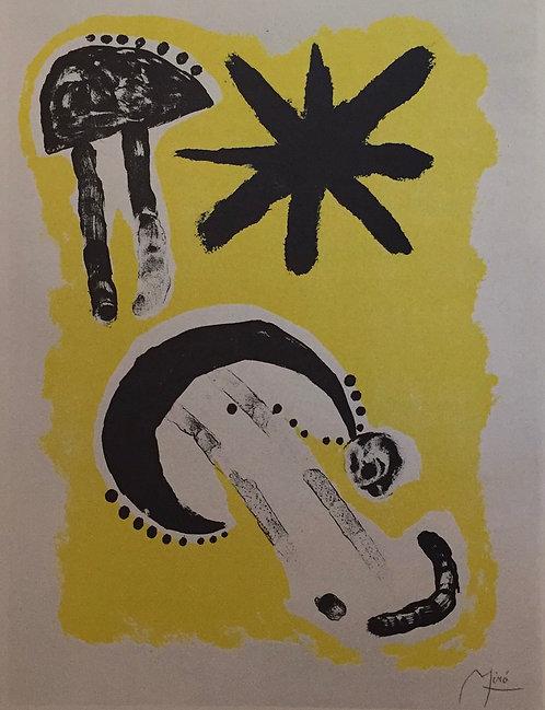 Joan Miro, Astrology III