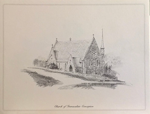 Tony Mason, Church of Immaculate Conception