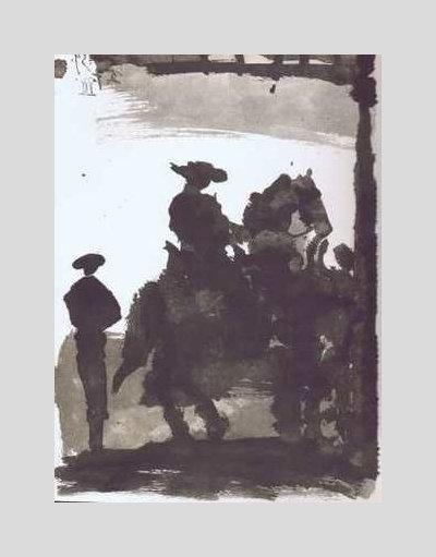 Pablo Picasso, Toros Y Toreros 26