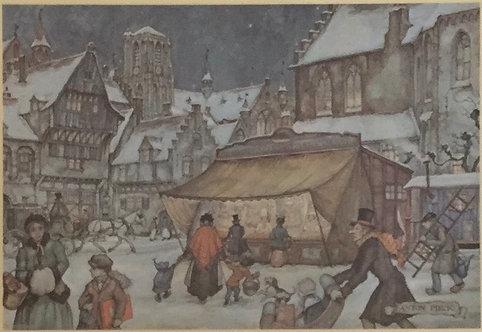 Anton Pieck, Print 6
