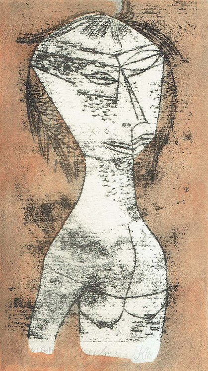 Paul Klee - Saint of the Inner Light