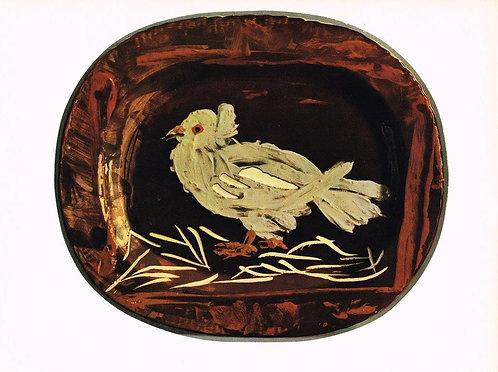 Pablo Picasso  Ceramics Print - 7