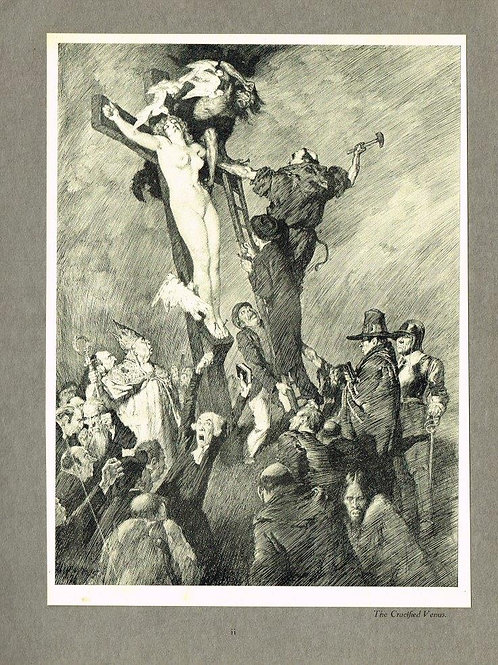 Norman Lindsay Tipped in Plate 2