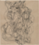 André Masson, Automatic Drawing, 1924