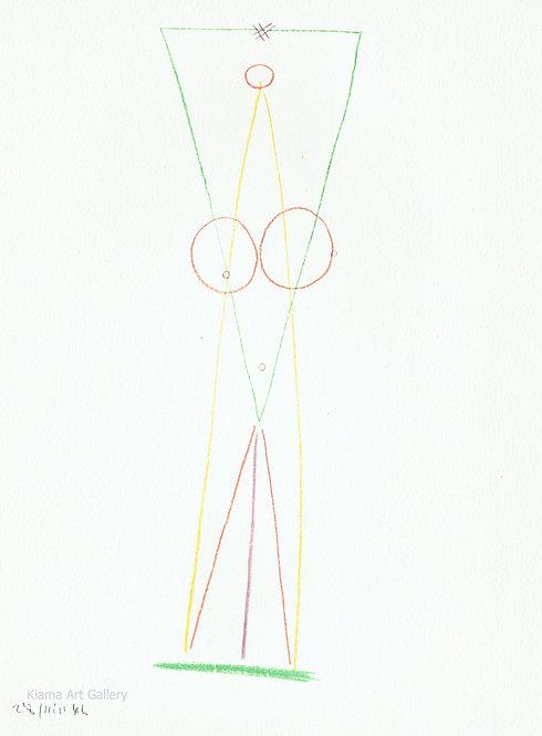 Pablo Picasso Dessins 14