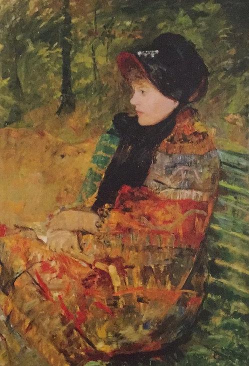 Mary Cassatt, Autumn, c1880