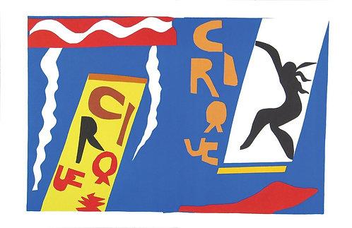 Matisse -  Le Cirque