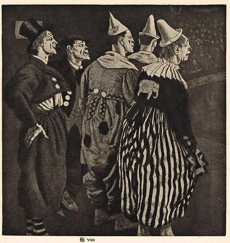 Dame Laura, Knight Five Clowns