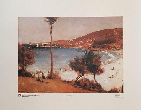 Tom Roberts, Holiday at Coogee
