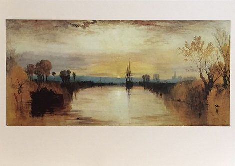 J. M. W. Turner, Chichester Canal