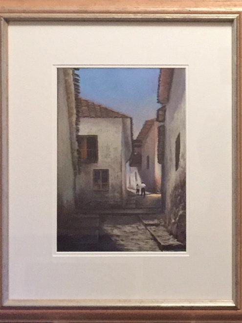 Margaret Turner, Back Lane Cuzco, Peru